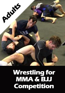 Trojan Free Fighters Gloucester - Classes Adults Wrestling